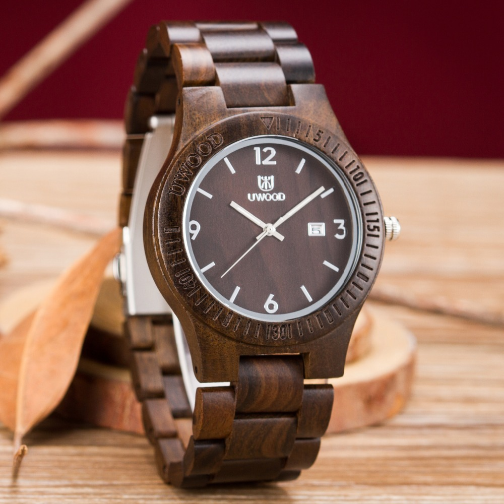 Men and women watch luxury brand 2016 lovers wooden watches for women ladies quartz watch women for Watches for women