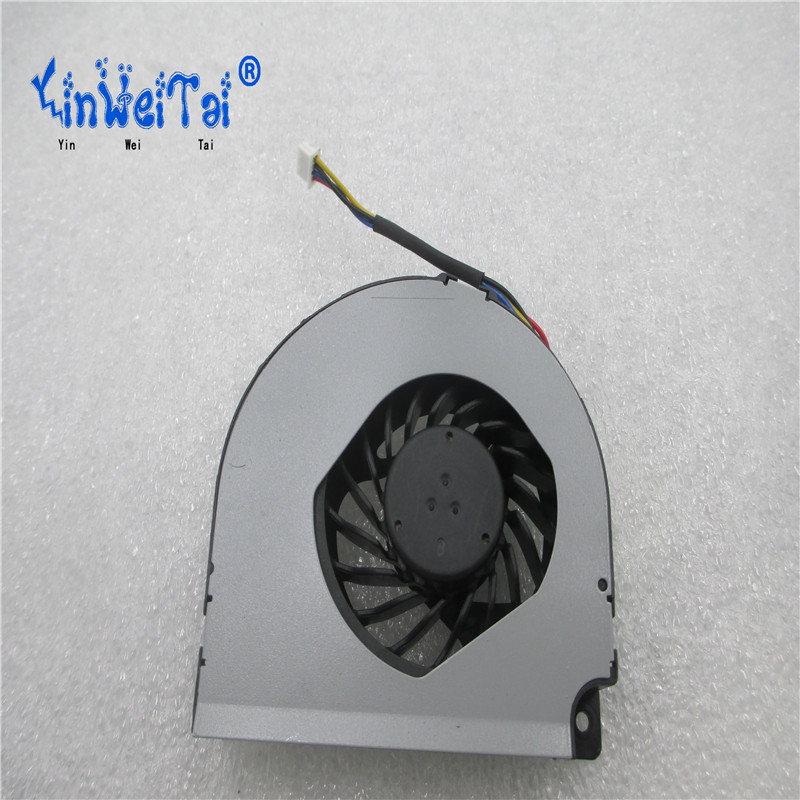 Купить с кэшбэком Original new 4pins laptop cpu cooling fan for Asus X42 K42J K42 A42JR A42JV A40J A40 A42J X40 KSB0505HB 9J30  NFB65B05H
