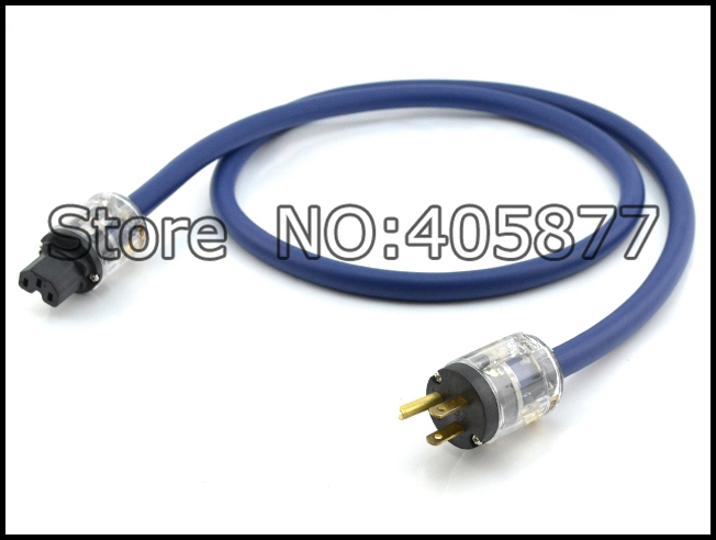 1.5meter viborg audio FP-3TS20 US power cable with P029+C029 power connector