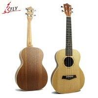 Mcool 26 inch Tenor Ukelele Rosewood Fingerboard Spruce Panel Sapele Backplate 4 Strings Hawaii Mini Guitar Ukulele Uke