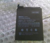 FOR XIAOMI note MI NOTE BM34 battery Rechargeable Li ion Built in mobile phone lithium polymer battery