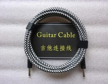 High quality 3m Audio Cable Guitar Amplifier Cable Guitar Pedal Cable guitar parts Musical Instruments accessories