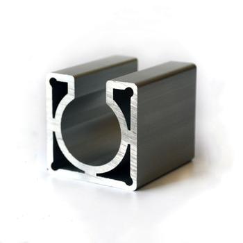 цена на Nema23 Motor mounts base 57X45mm mini cnc router stepper motor bracket