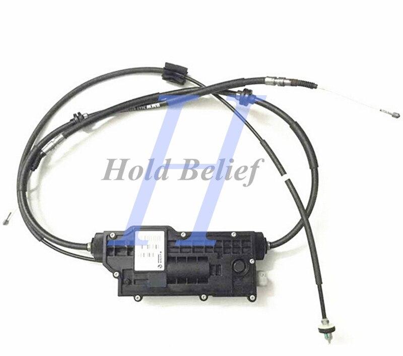 Unità di Controllo di Stazionamento elettronico Elettronico Modulo Freno A Mano 34436850289 Fit Per BMW X5 E70 X6 E71 E72