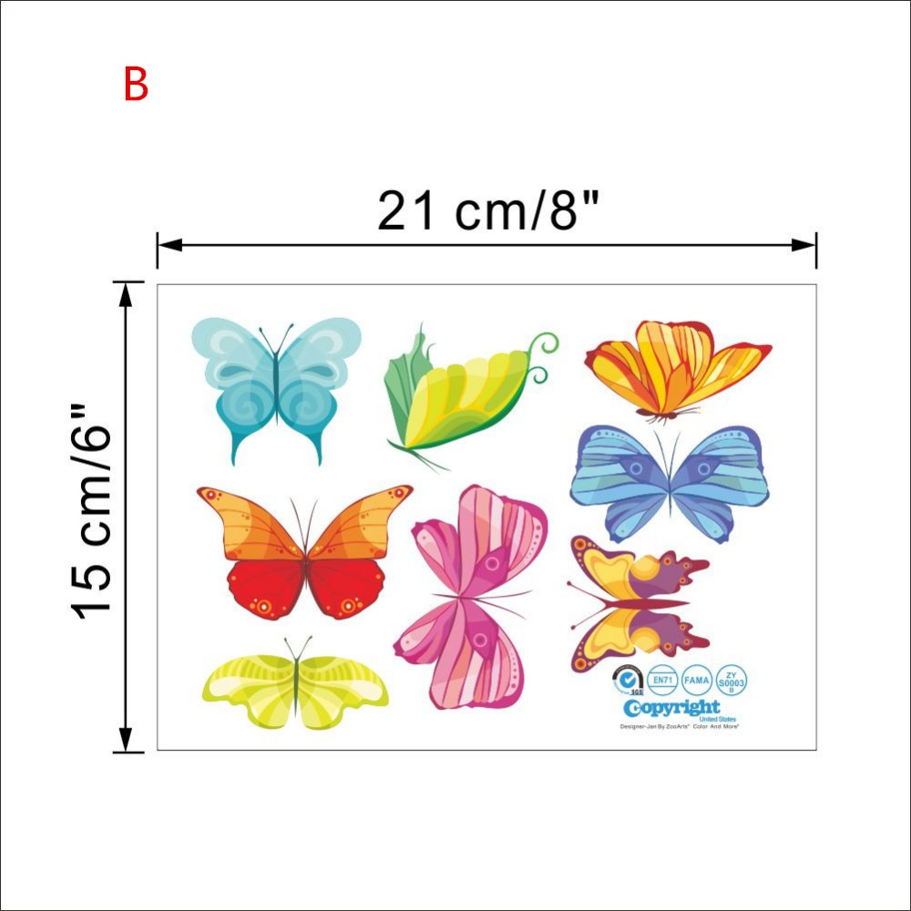 HTB1TQ9KOVXXXXbqaFXXq6xXFXXXK - Charming Romantic Fairy Girl Wall Sticker For Kids Rooms Flower butterfly LOVE heart