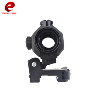 Image 5 - Element Tactical Hunting Rifle Holographic Red Dot Optics Spotting Scopes 3x Magnifier Rifle Airsoft Gun with STS Mount EG5348