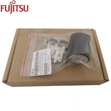 Rodillo de púa + ensamblaje de almohadilla Fujitsu Fi 5110C fi 5110EOX fi 5110EOX S500 S500M S510 S510M fi 5110EOXM PA03360 0001