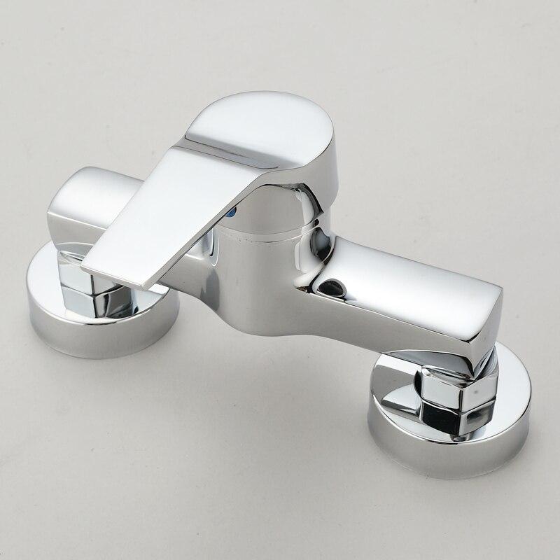 Simple Bathroom Shower Faucets Bathtub Faucet Hot Cold Mixer Tap ...