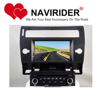 car dvd Fit for CITROEN C4 stereo navigation HU tape recorder multimedia radio audio GPS mirror link android 8.1.0 head unit