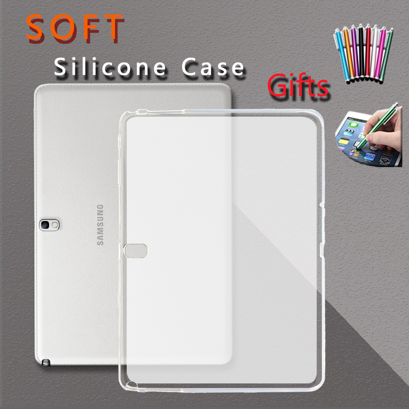 TPU Case and Screen Protector for Samsung Galaxy Tab A 8.0 Tablet SM-380 2017