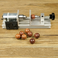 DIY Mini Beads Drill Presses Woodworking Machine Drilling Tool With Power Supply