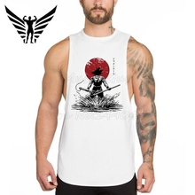 Muscleguys Brand Pure of Heart Warrior design Mens Tank Top Super Saiyan Goku Gyms Clothing Fitness Shirts Bodybuilding Vest