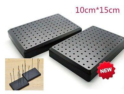 2 pcs Modeling Kit Tool Painting Stand Base Set Clips Bottom Holder 10cm*15cm modeling