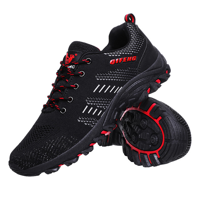 Zapatos de senderismo al aire libre para hombre botas de Trekking atl ticas de pesca escalada