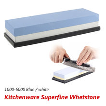 1000/6000 Grit Professional Whetstone Knife Sharpener Double Sided Combination Sharpening Water Stone