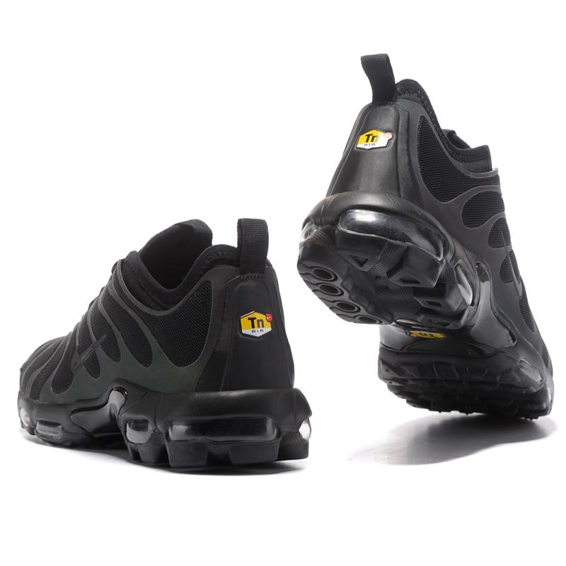 huge discount 44d80 720f7 קנו נעלי ספורט   Original NIKE AIR MAX PLUS TN ULTRA Men s Running Shoes,  Black, Wear-resistant Shock-absorbing Breathable Non-slip 898015 002
