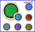 52mm LCD Digital 7 Color Display Oil Temp Gauge 50-150c With Sensor /AUTO GAUGE