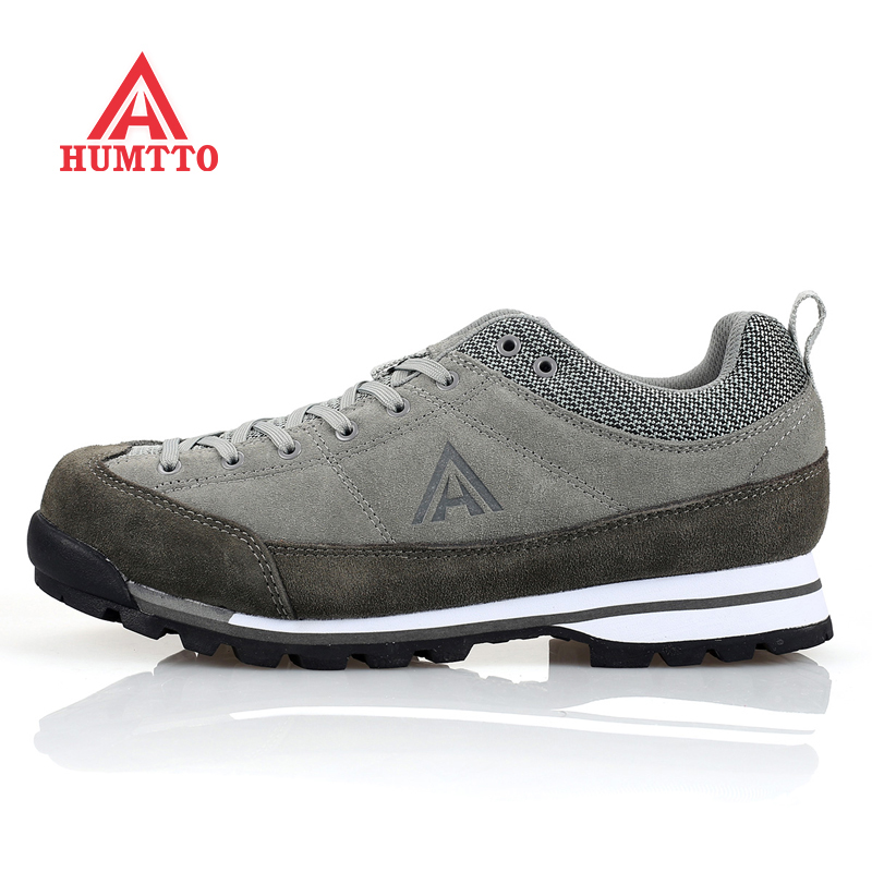 High Quality Womens Leather Outdoor Hiking Trekking Sneakers Shoes For Women Sports Off-road Jogging Shoes Woman yin qi shi man winter outdoor shoes hiking camping trip high top hiking boots cow leather durable female plush warm outdoor boot