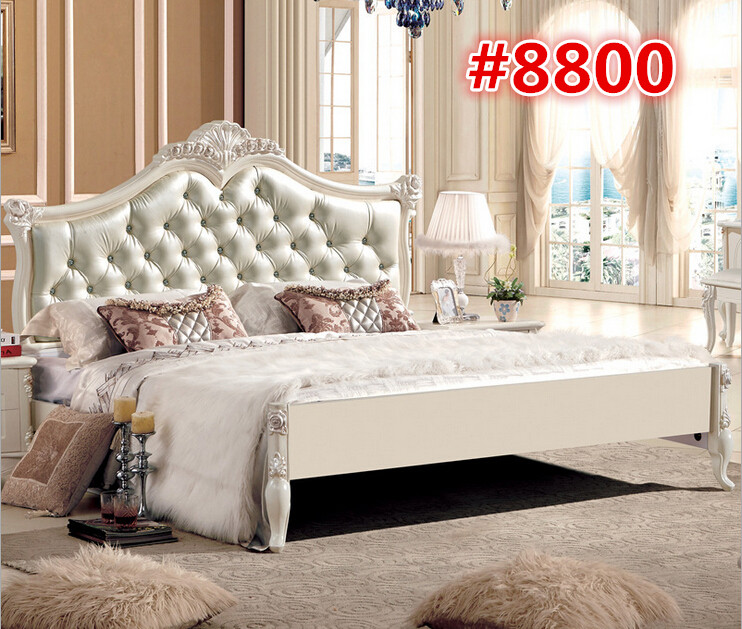 Uk Antique Style Bed 690 Promotion