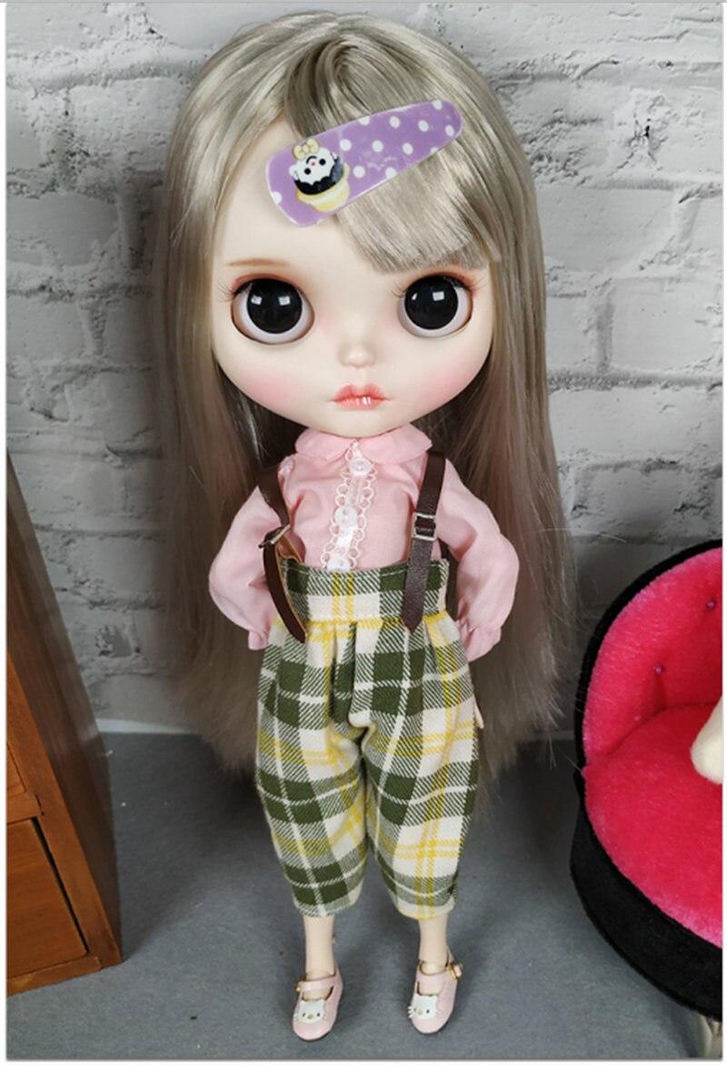ใหม่ 1/6 สีขาวผิว Blyth ตุ๊กตาน่ารักรองเท้า BJD ตุ๊กตาขายเด็ก DIY Body ตุ๊กตาพร้อมเสื้อผ้าร้อนของเล่นเพื่อการศึกษา-ใน ตุ๊กตา จาก ของเล่นและงานอดิเรก บน   2