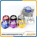 Rastp-mugen poder cap óleo do filtro de óleo combustível de corrida motor cap tanque capa para honda ls-cap003