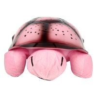 For Baby Children Turtle Lamp Cute Design 4 Colors With 4 Light Music Toys Moon And