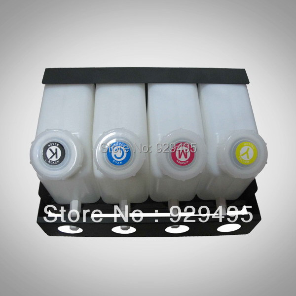 ФОТО Good Quality!!! bottle type bulk system (4-color)