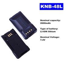 74 В 2600 мАч литий ионный аккумулятор для рации kenwood