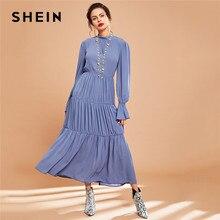 c13cd596373 Синий Современные Длинные Платья – Купить Синий Современные Длинные Платья  недорого из Китая на AliExpress