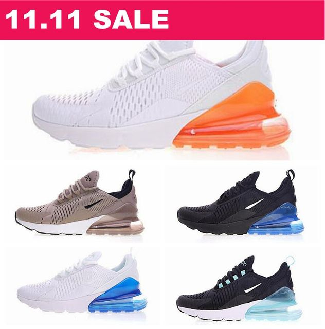 ef70a8afba Max 270 Mens Shoes Sneakers For Women Running Trainers Wmns Sports Sneaker  Men 270 Black White Air shoes vapormax