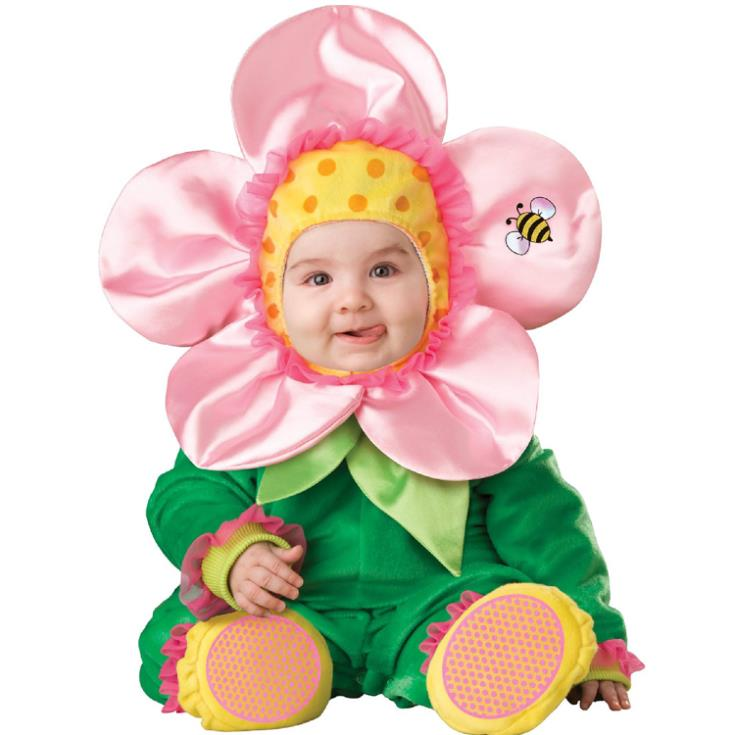 Infant Halloween Costume | Baby Blossom Flower Toddler/ Infant Halloween Costume