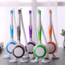 Creative Counter table can be pasted standing Ballpoint pen signing pen school office writing pen simbalion glass cling marker can be peeled off decorative pen tearable glass decorative pen creative diy graffiti pen sticky pen