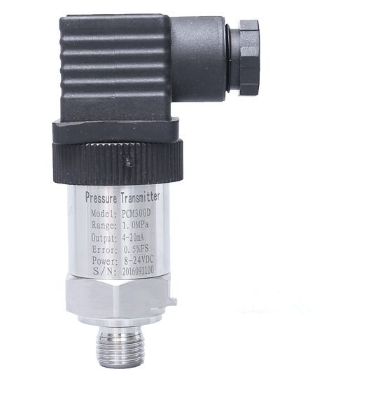 0 0 2 60Mpa Silicon Pressure Transmitter Pressure Transducer G1 4 4 20mA output