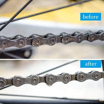 """Chain Cleaner <p style=""""padding-left: 0em;"""">Bicycle Chain Cleaner Bike Brushes Scrubber Wash Tool Mountain Cycling Cleaning Kit Outdoor Accessory.</p> - FitnessKim"""