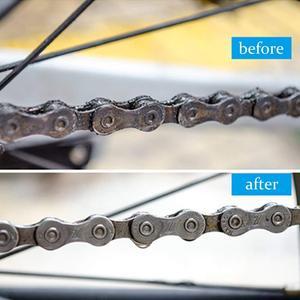 Image 5 - ZK30 Dropshipping Portatile Della Bicicletta Catena Cleaner Bike Pennelli Scrubber Wash Strumento di Mountain Bike Kit di Pulizia Accessori Per Esterni