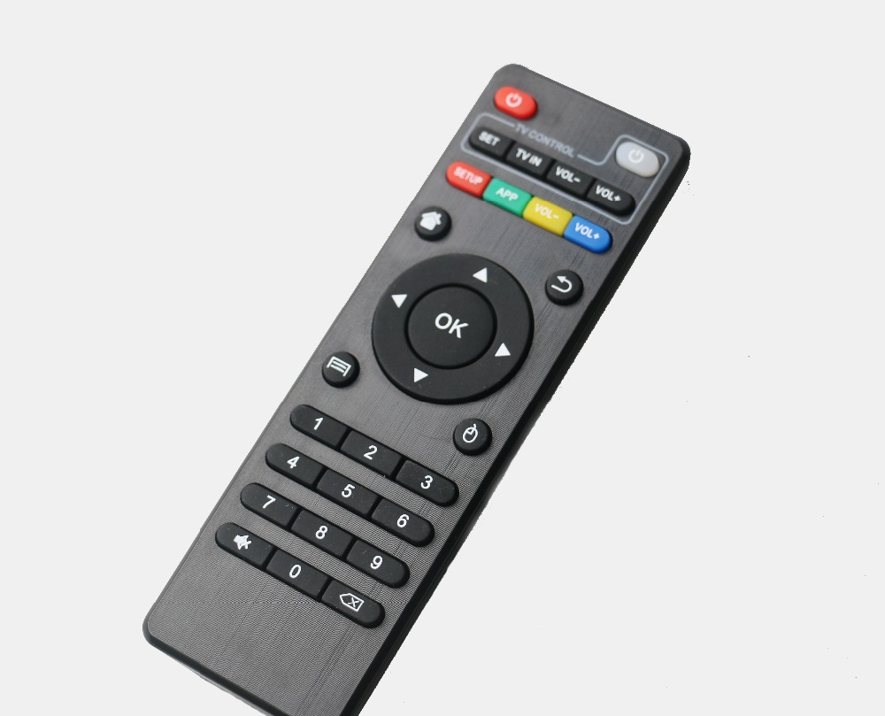 H96 Max Plus/H96 Pro/T9/X96/Mini/T95N/Q/T95m/V88 Android TV Box Universal Remote Control High Quality Replacement Remote Control