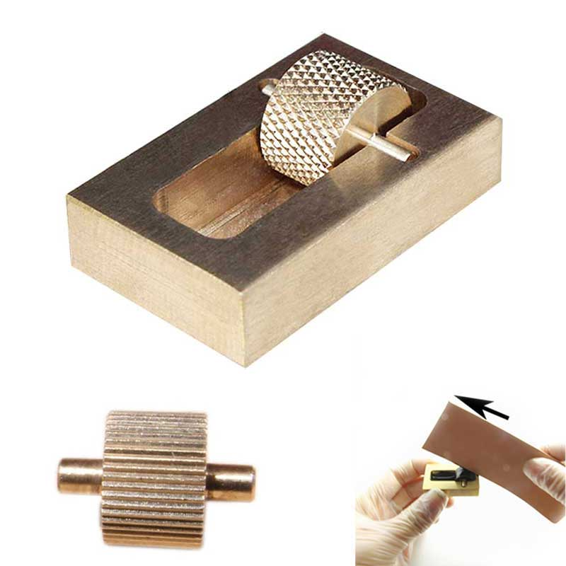 Leather craft making tool oil oil painting box for Quality craft tool box