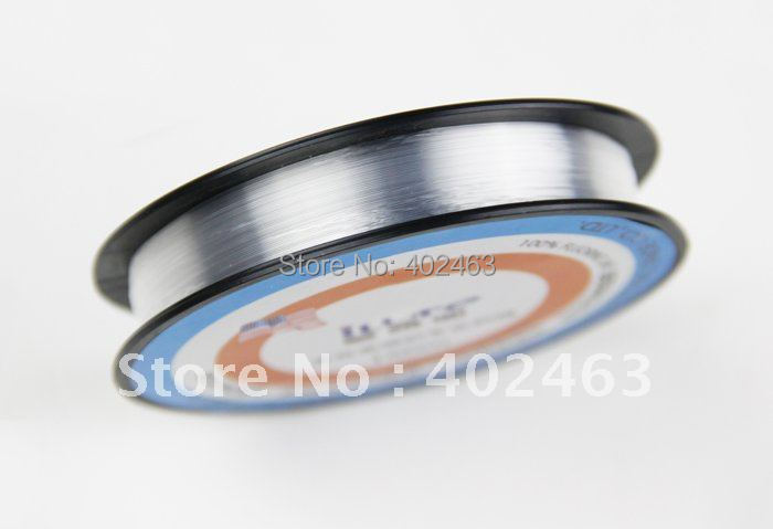 High Quality Transparent  Fluorocarbon coating Fishing Lines 150m  0.4#/0.10mm---5.0#/0.37mm