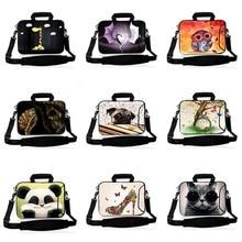 10 12 13 14 15 17 notebook Sleeve Case cover Laptop shoulder Bag 10.1 11.6 13.3 15.4 15.6 17.3 Messenger bag Handbag SB-ALL3