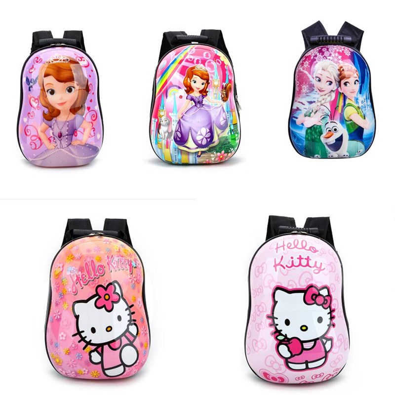 9bb60388da09 Children Cartoon Schoolbags Lovely Character School Backpack for Boys and Girls  School Orthopedic School Backpacks Boys