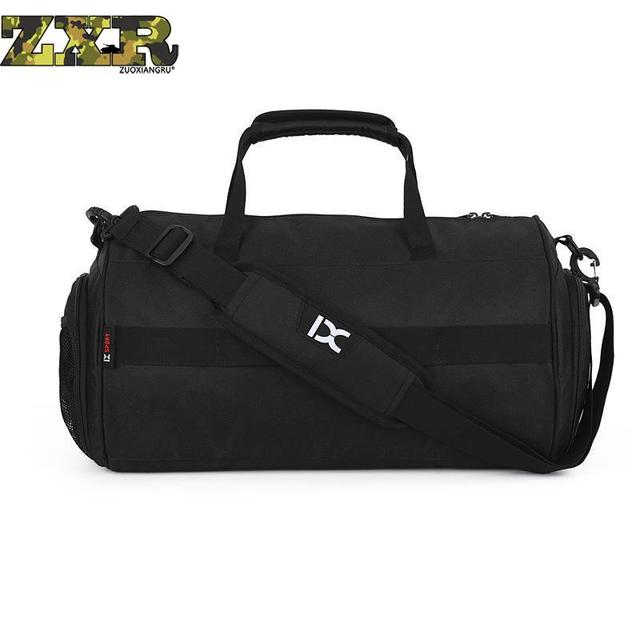 75c8d46ad0 Men Gym Bags For Training Waterproof Basketball Fitness Women With  independent Shoes Storage Outdoor Sports Football