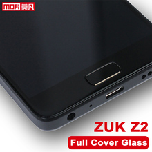 zuk z2 glass screen protector full cover zuk z2 glass film 2.5d mofi lenovo zuk z2 lenovo zuk z2 tempered glass 5.0