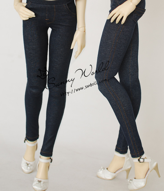 1/3 1/4 1/6 scale BJD Jeans for BJD/SD dolls boy or girl,suitable for 70cm big boy BJD,Doll and other accessories not included
