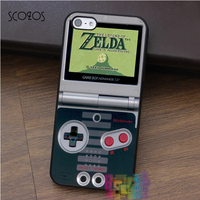 Gameboy Advance Zelda Fashion Cell Phone Case For Iphone 4 4s 5 5s 5c SE 6