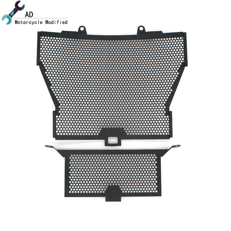 For BMW S1000RR S1000R S1000XR Radiator Cover Protection Guard S1000 R RR XR Grille Motorcycle Accessories S 1000 Moto 2019 2018(China)