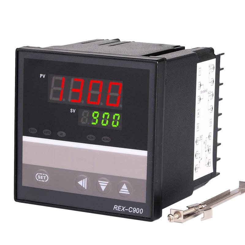 Nemokamas pristatymas RKC PID temperatūros valdiklis REX-C900 - Matavimo prietaisai - Nuotrauka 2