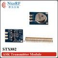 20 шт./лот ASK Передатчик STX882 433 МГц бесплатная доставка включая антенну