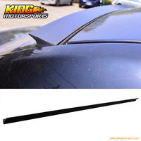For 2004 2005 2006 2007 2008 Acura TL 3TH 4Dr VRS Style Roof Spoiler Unpainted Black