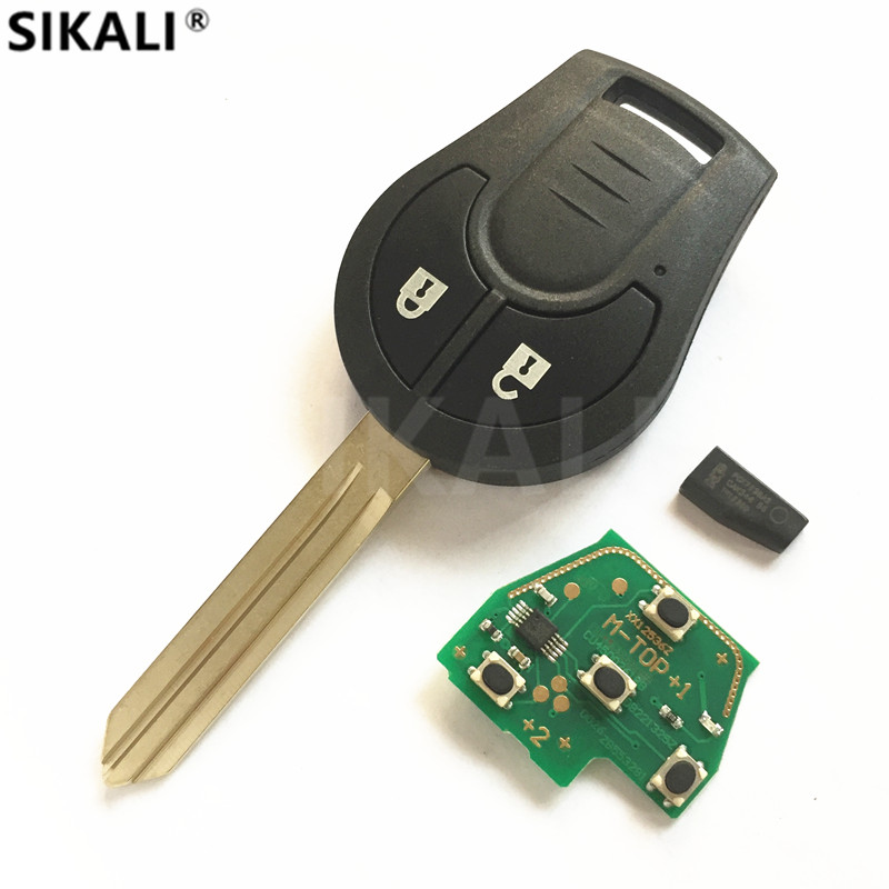 Car Remote Key Transmitter 315MHz/433MHz for March Qashqai Sunny Sylphy Tiida X-Trail for CWTWB1U751 / CWTWB1U816 / CWTWB1U761
