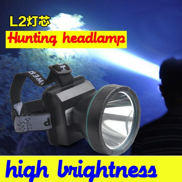 High power brightness headlight powerful cree led l2 rechargeable high power brightness headlight powerful cree led l2 rechargeable outdoor lighting headlamp lights for fishing hunting mozeypictures Image collections